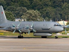 Израиль передал России данные о крушении военного самолета Ил-20