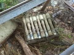 В Краснодаре росгвардейцы уничтожили немецкие гранаты времен Великой Отечественной войны