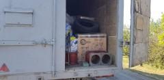 Донские пограничники пресекли контрабанду товаров с Украины на 2,5 млн рублей