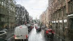В Санкт-Петербурге из-за ливня подтопило пирсы и причалы