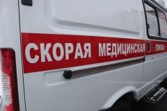 В Казани столкнулись автобус и иномарка, есть пострадавшие