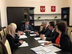 В Краснодаре прошло совещание под председательством вице-губернатора Кубани Сергея Болдина