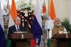 Путин: Россия поможет Индии осваивать космос