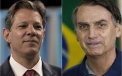 Болсонару и Аддад вышли во второй тур выборов президента Бразилии