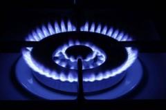 В поселке Пролетарском появилось газоснабжение