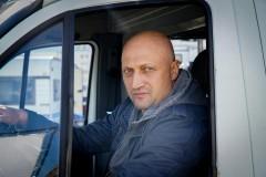Гоша Куценко устроился водителем в бригаду скорой помощи