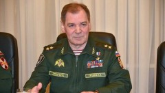 Ушел из жизни командующий Восточным округом войск Росгвардии Игорь Груднов