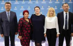 Кубань приняла делегацию Узбекистана