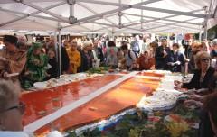 Около 70 тысяч человек посетили Покровскую ярмарку в Невинномысске