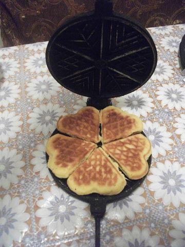 Печенья в форме